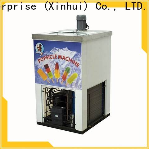 Hommy commercial popsicle machine factory