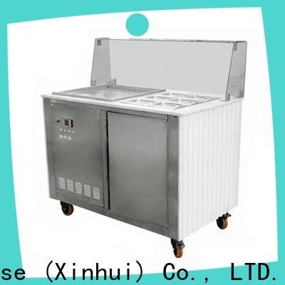 Hommy fried ice cream machine factory