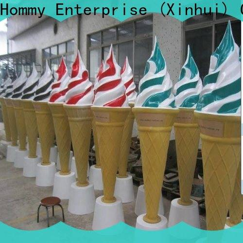 Hommy bright colors ice cream mould from China