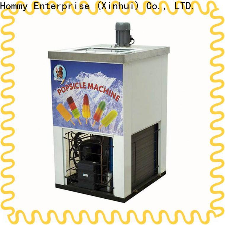 high quality popsicle making machine manufacturer