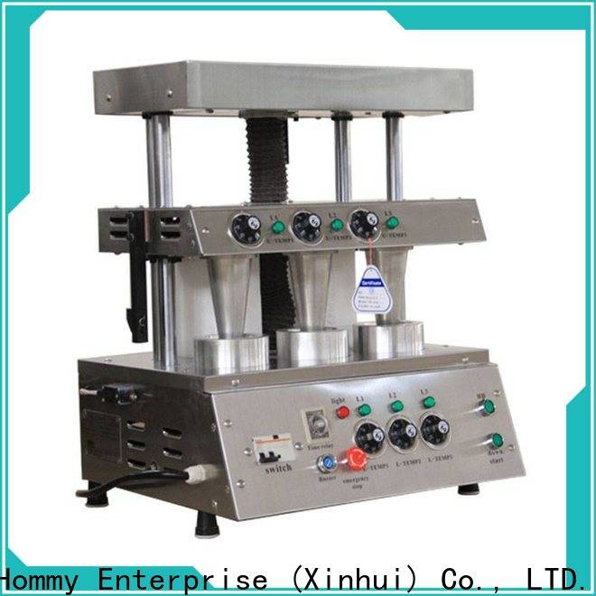 Hommy Hommy pizza cone machine famous brand