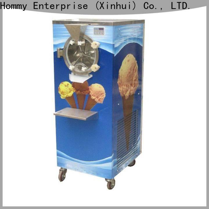 skillful technologists gelato machine supplier