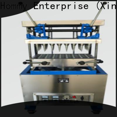 Hommy ice cream cone making machine manufacturer