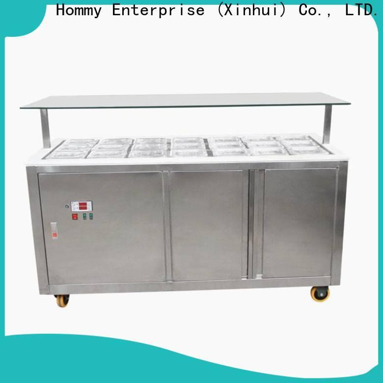 Hommy multifunctional gelato freezer wholesale