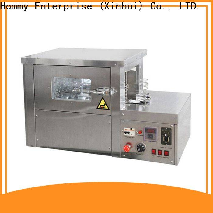 Hommy OEM ODM pizza cone oven factory