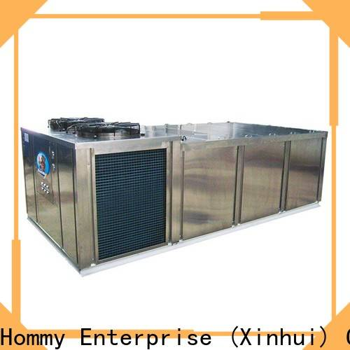 Hommy quality assurance ice block making machine high-tech enterprise