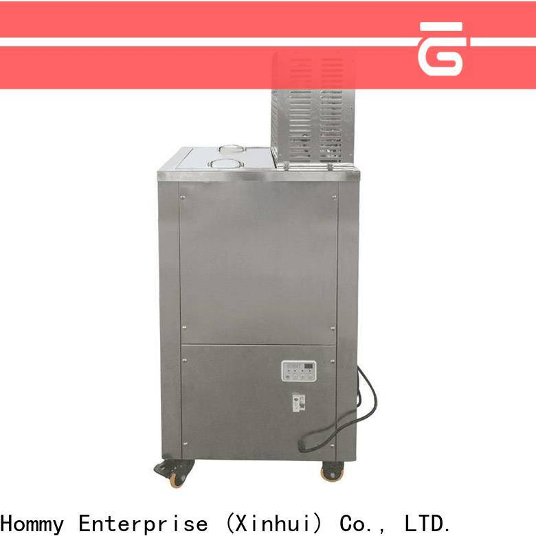 2020 popsicle maker machine factory