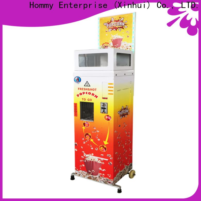 Hommy most popular vending machine price supplier