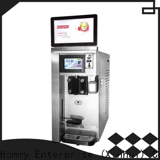 Hommy quality assurance vending machine price trader
