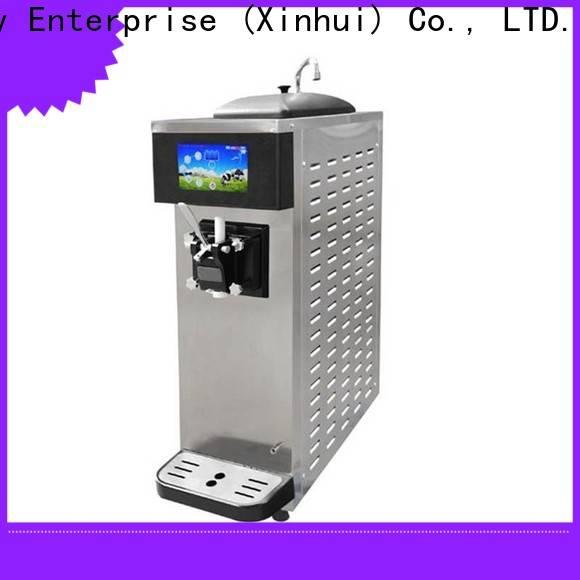 Hommy home soft serve machine supplier