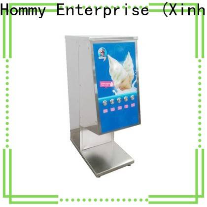 delicate appearance mcflurry machine manufacturer