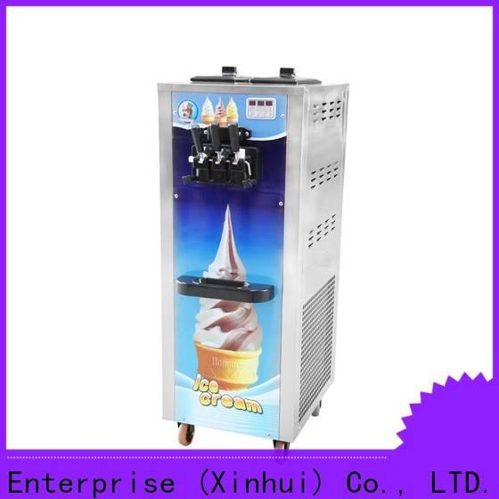 Hommy soft ice cream machine manufacturer