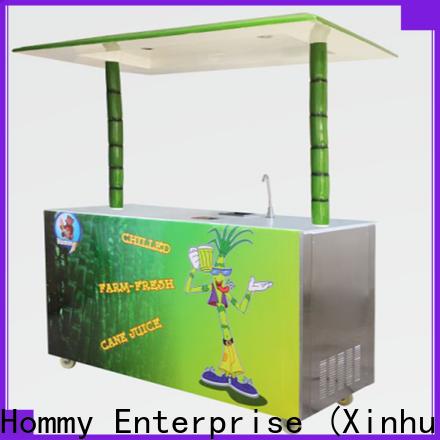 Hommy sugarcane juicer factory