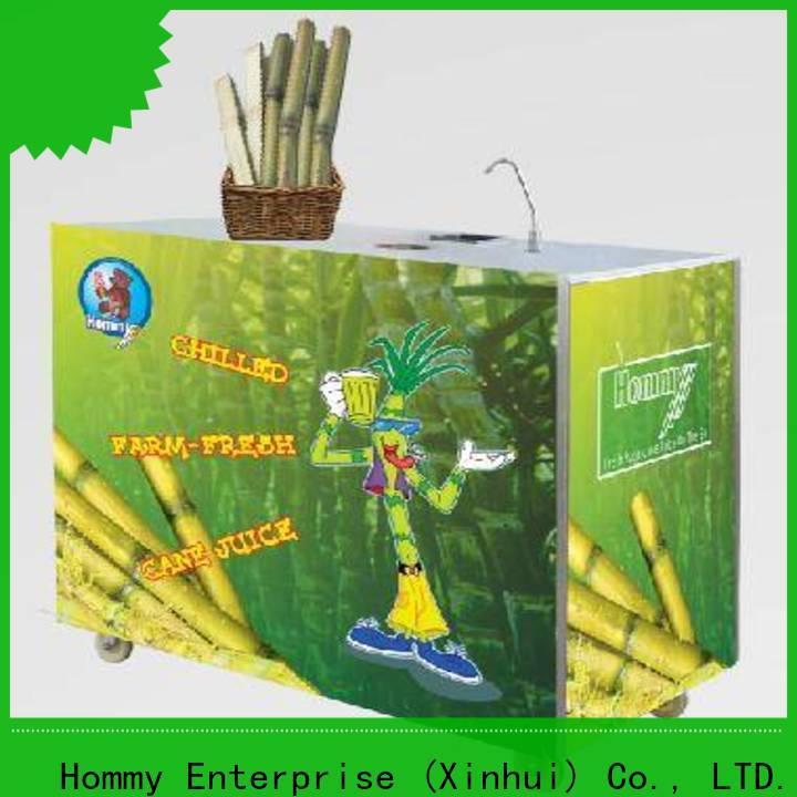 Hommy sugarcane juicer supplier