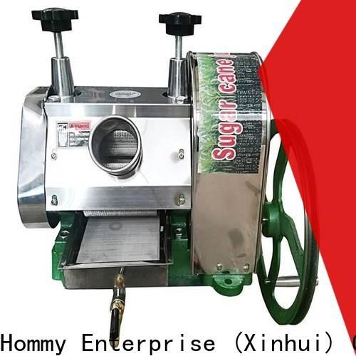 Hommy sugar cane juicer machine wholesale