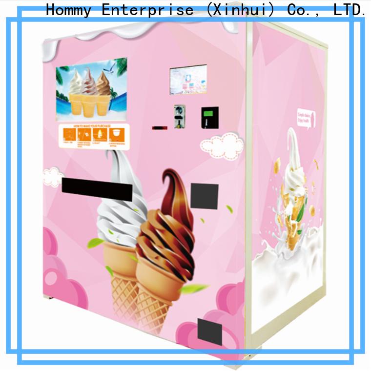 Hommy vending machine supplier manufacturer