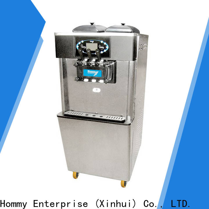 directly factory price professional ice cream machine manufacturer