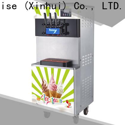 Hommy Copper Ice Cream Machine