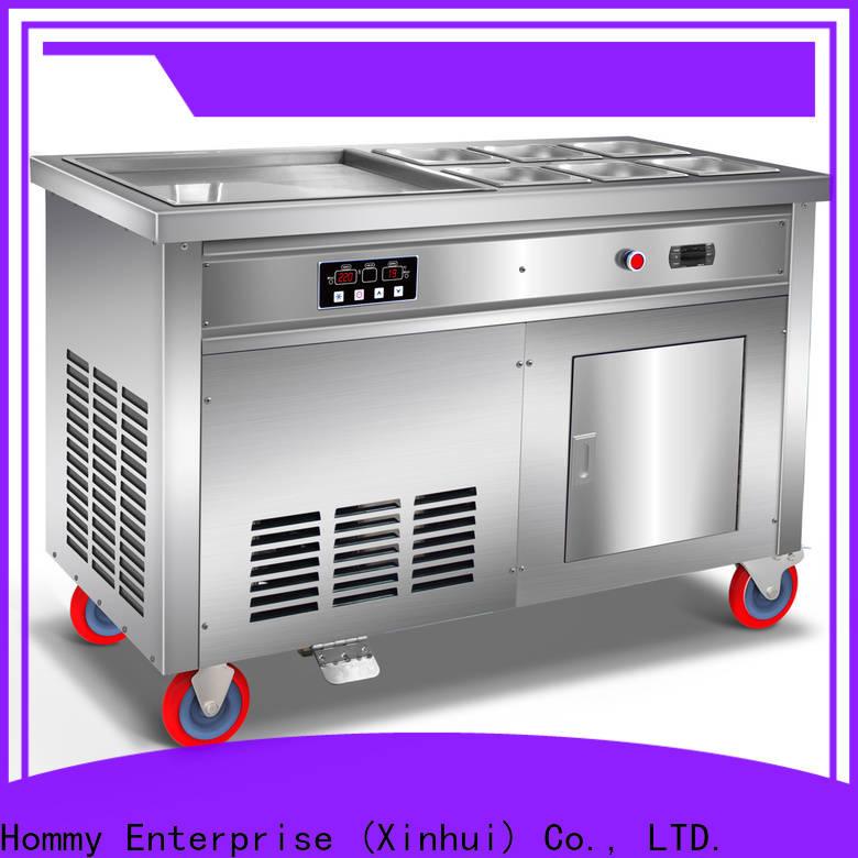 Hommy highly-efficient ice cream maker machine fast dispatch
