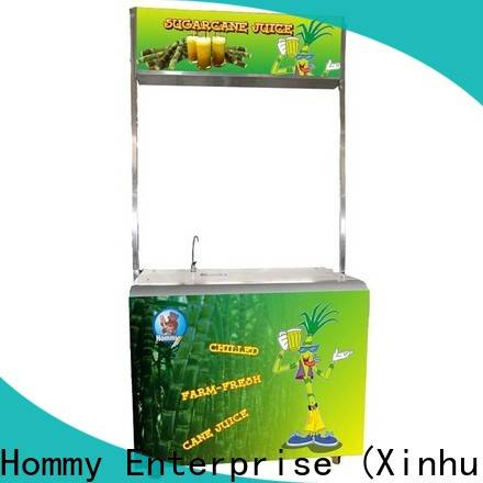 Hommy sugarcane extractor solution