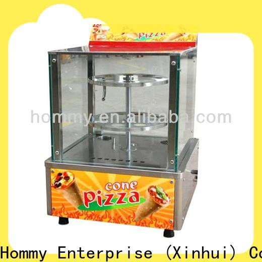 Hommy new type pizza cone oven factory