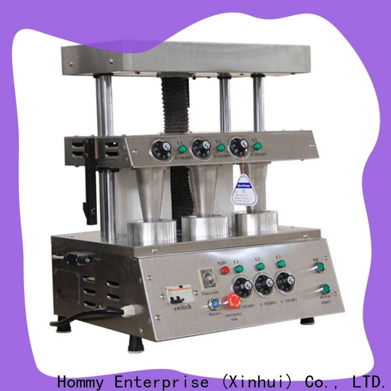 Hommy pizza cone oven supplier