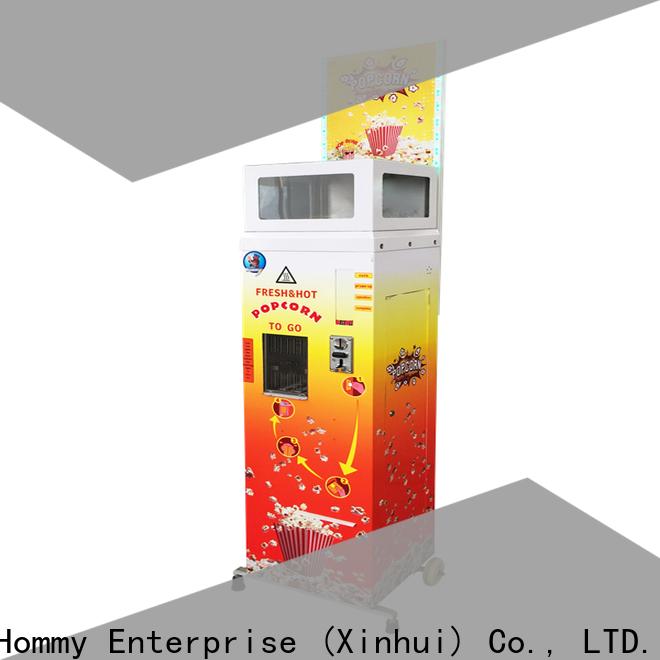 Hommy unbeatable price vending machine ice cream wholesale