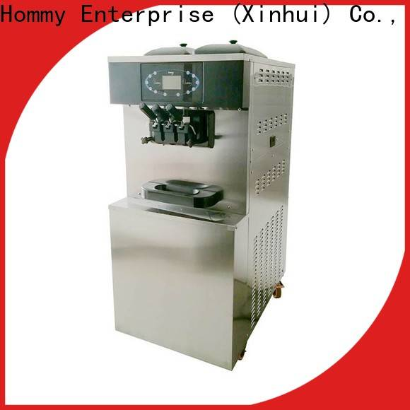 Hommy directly factory price cheap ice cream machine wholesale