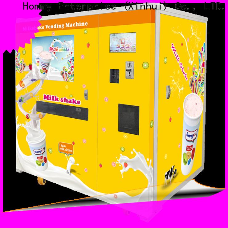 most popular smart vending machine high-tech enterprise