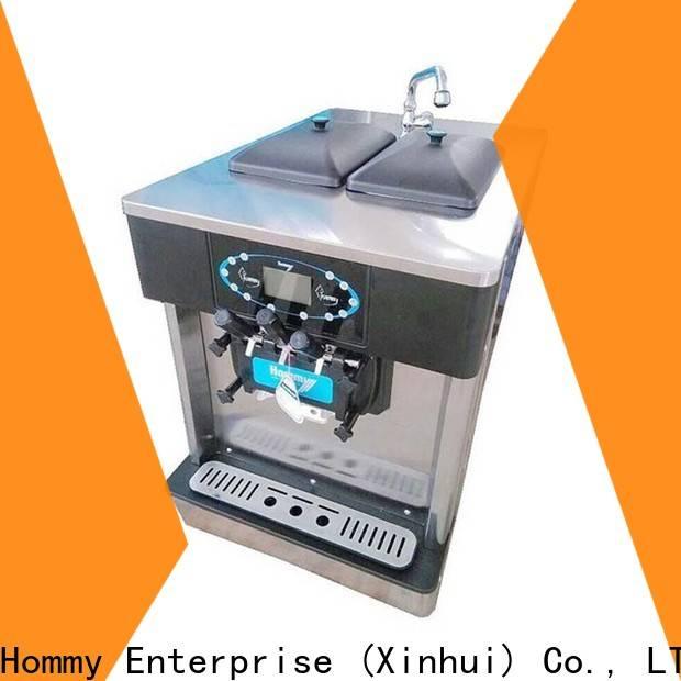 Hommy frozen yogurt machine manufacturer