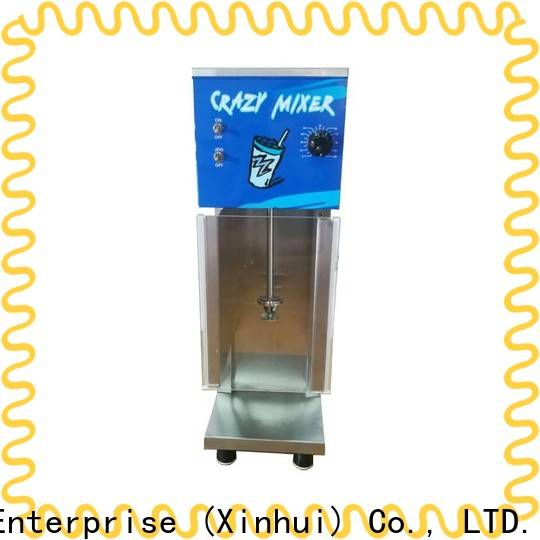 delicate appearance mcflurry machine supplier