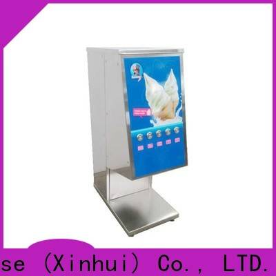 Hommy favorable price ice cream blender machine supplier