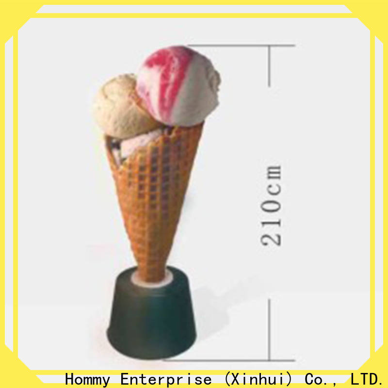Hommy beautiful appearance commercial popsicle molds manufacturer
