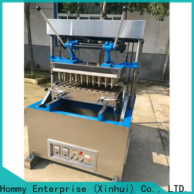 Hommy icecream cone machine manufacturer