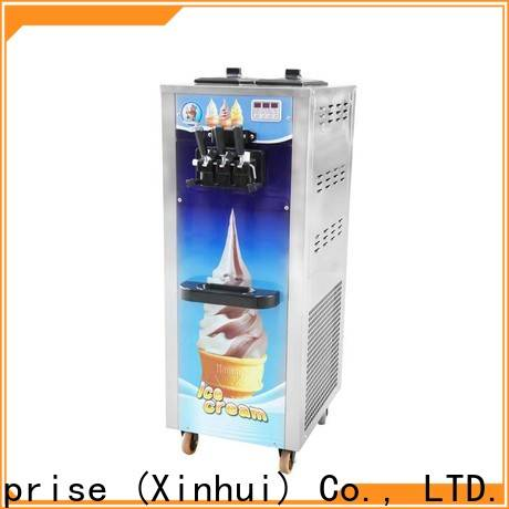 Hommy China commercial soft serve ice cream machine supplier