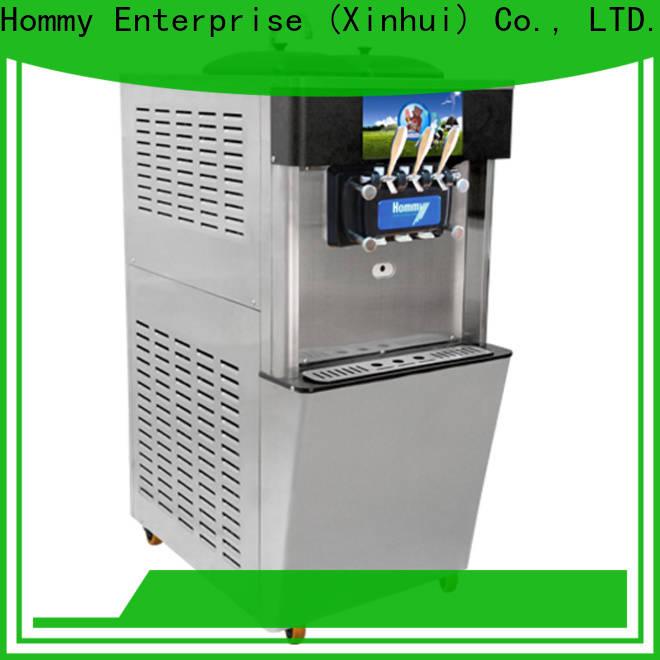 China softy ice cream machine