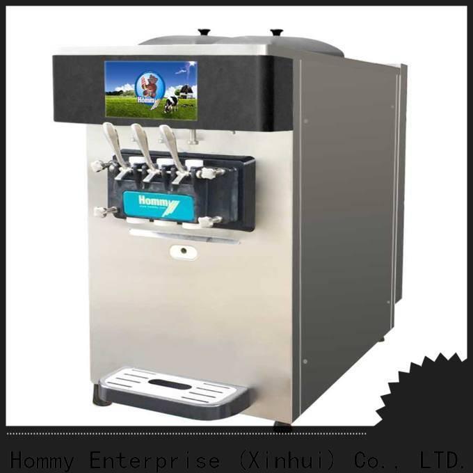 China home soft serve machine supplier