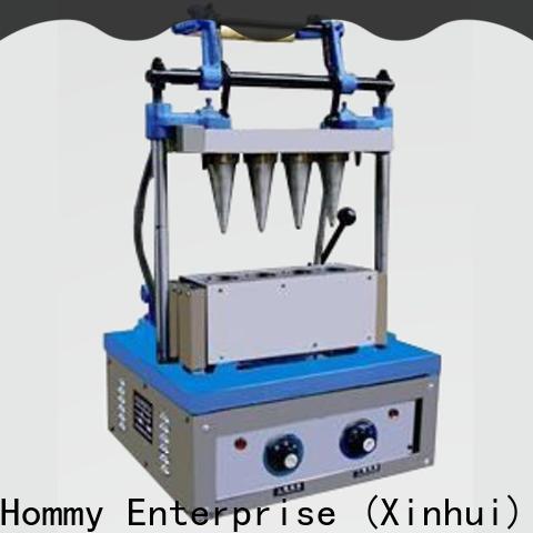 directly factory price ice cream cone making machine trendy designs