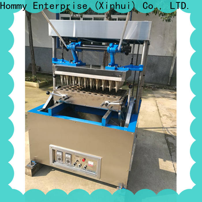 Hommy competitive price ice cream cone making machine renovation solutions
