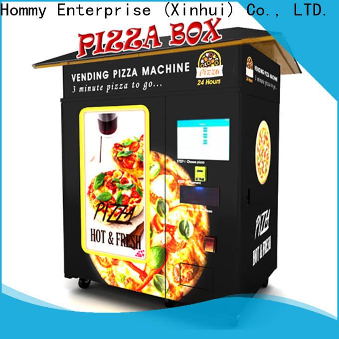 Hommy vending machine companies supplier