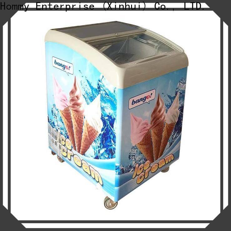 Hommy high quality ice cream blender brand