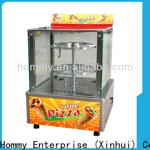 Hommy new type pizza cone machine famous brand