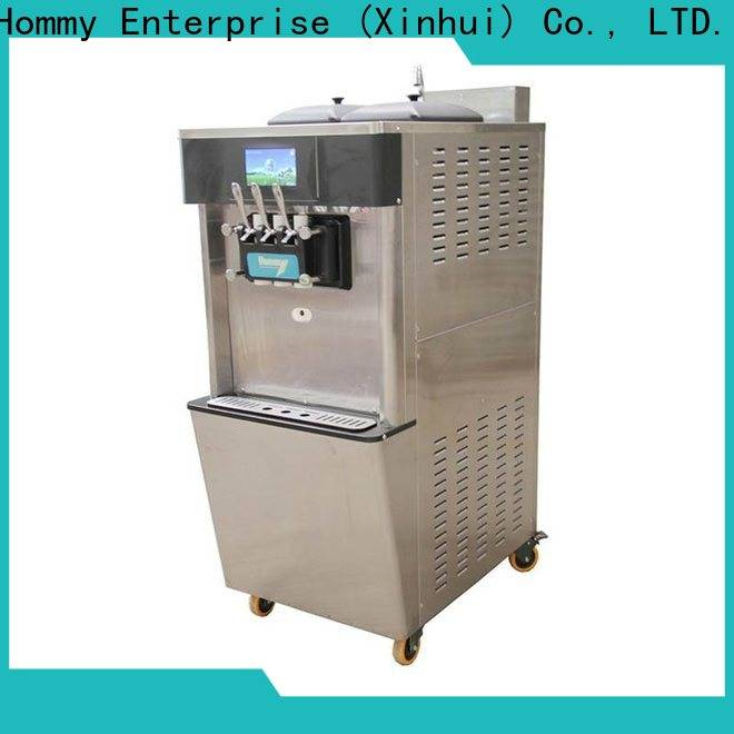 Hommy best soft serve ice cream machine manufacturer