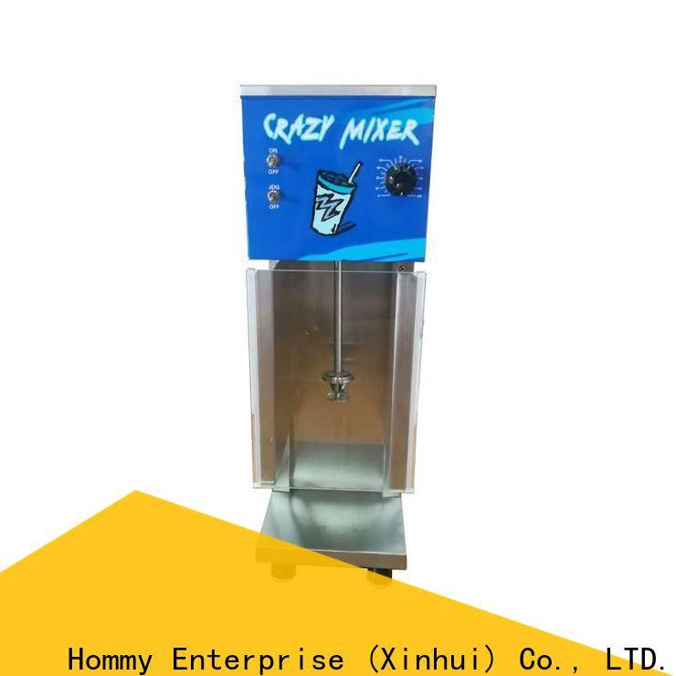 Hommy delicate appearance mcflurry machine brand