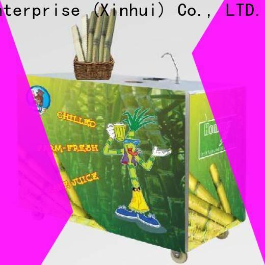 Hommy sugarcane extractor supplier