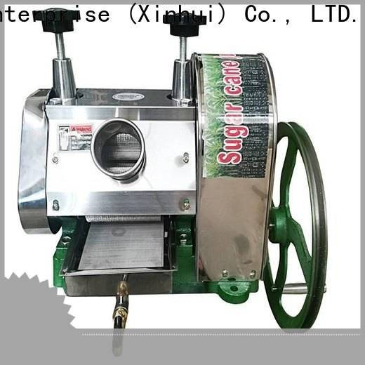 Hommy sugarcane juice extractor supplier