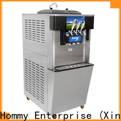 Hommy home soft serve ice cream machine manufacturer
