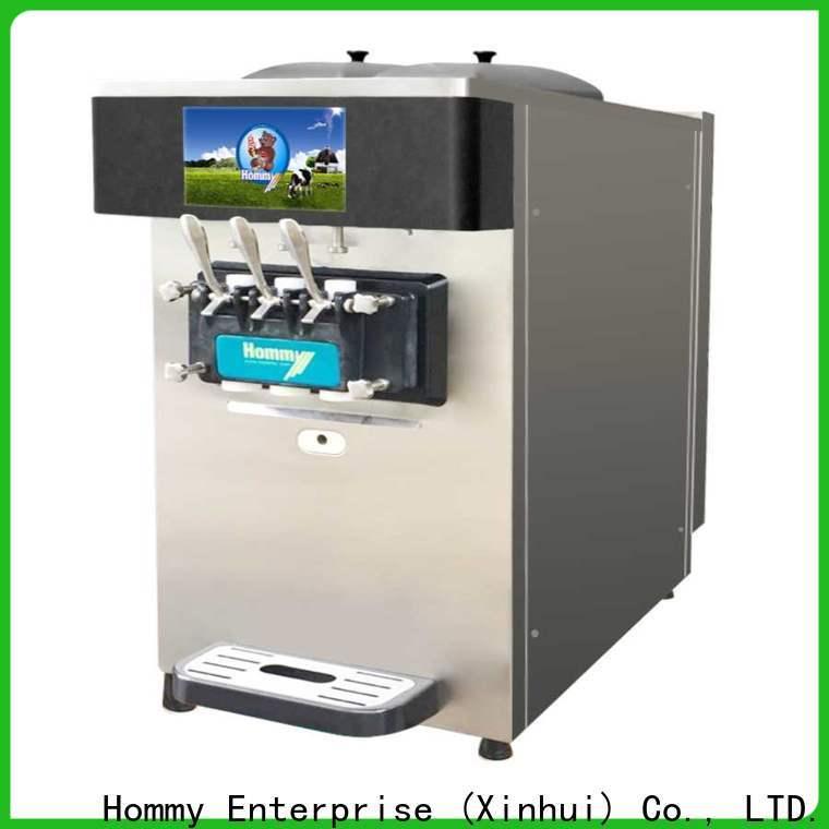 best home soft serve machine factory