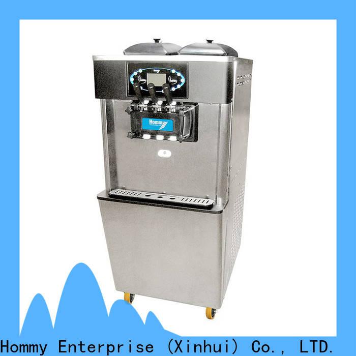Hommy commercial ice cream machine manufacturer