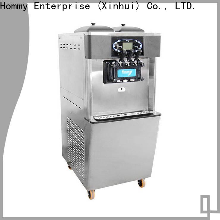 strict inspection ice cream maker machine trendy designs